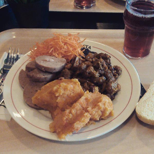 Lunch i Arboga