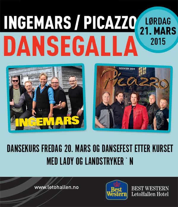 Dansgala i Letohallen 21 Mars