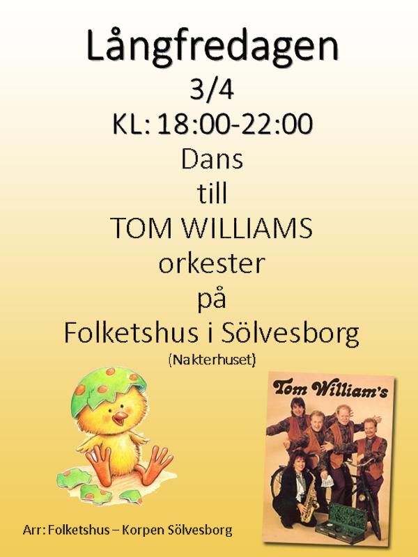 Nu dansas det i Sölvesborg Folkets Hus igen